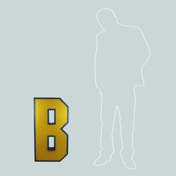 letter_B_blockbuster_illumionated_light_