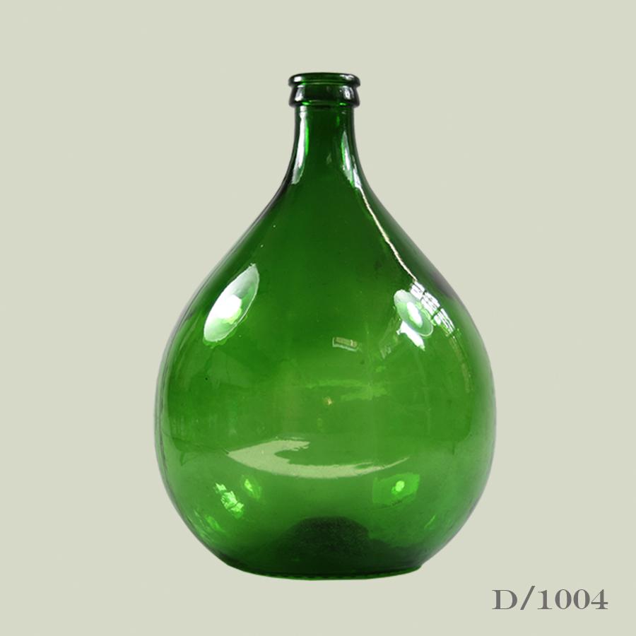 Vintage Dark Green Demijohn Vintage Matters