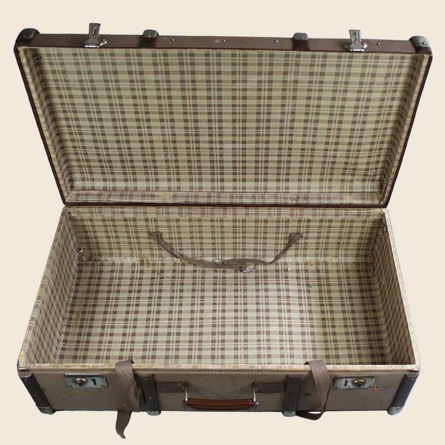 Vintage suitcase vintage matters for The vintage suitcase