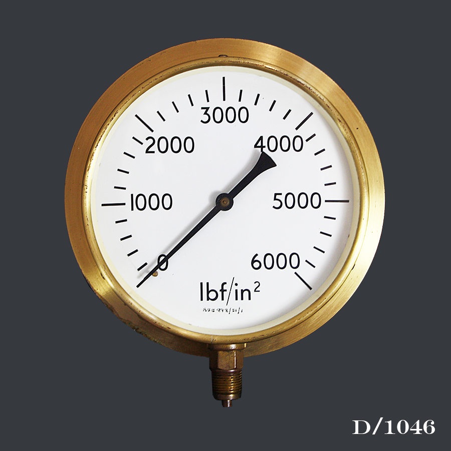 vintage_brass_pressure_gauge_
