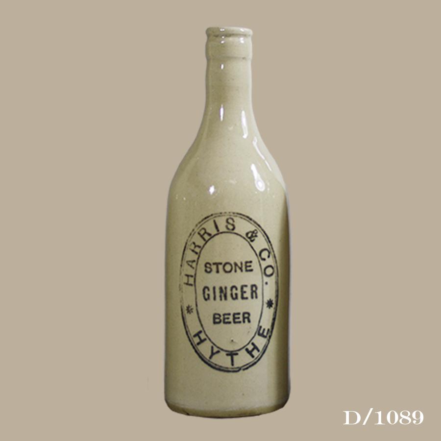 Antique Stoneware Ginger Beer Bottle Vintage Matters