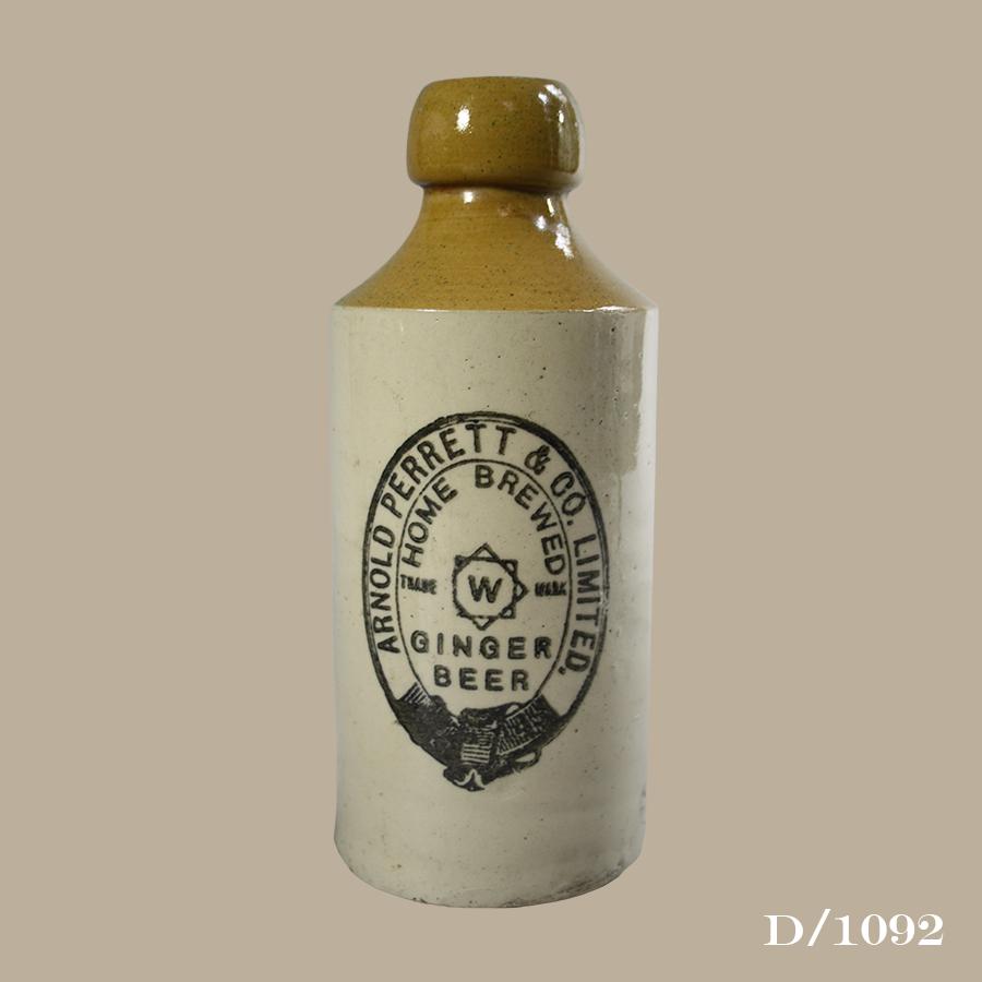 Miniature Bottle Library