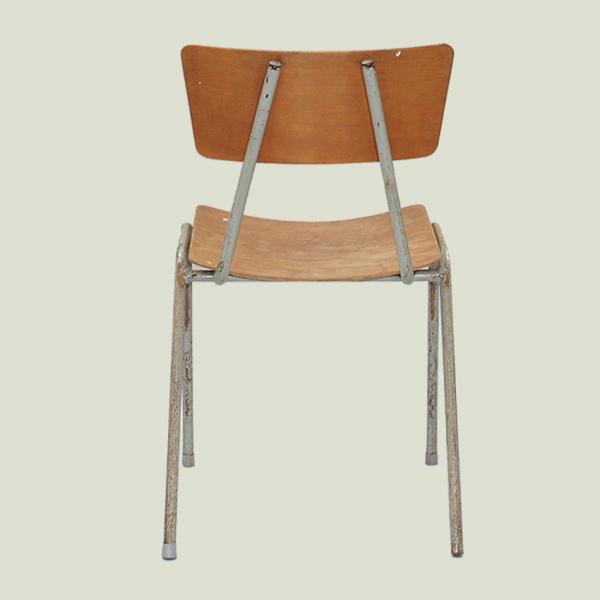 vintage_school_chair_stacking_steel_wood_