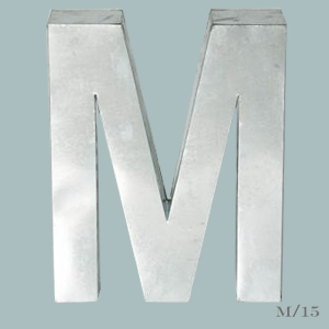 metalvetica_letter_M_initial_seletti_