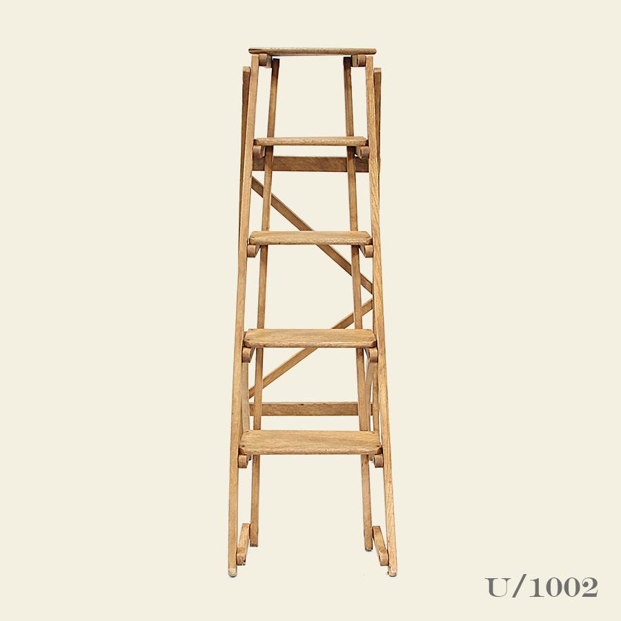 Vintage Wooden Ladder 37