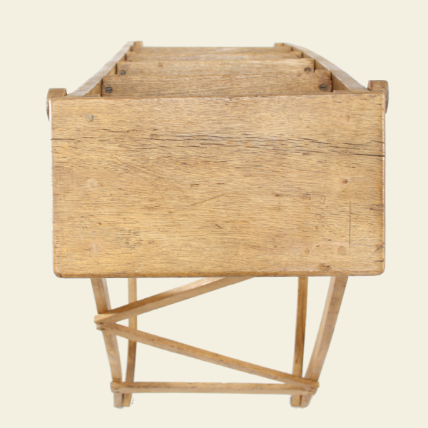 vintage_step_ladder_wooden_