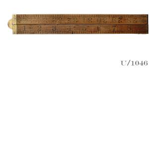 vintage_folding_wooden_rule_ruler_