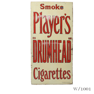 vintage_enamel_advertising_sign_Players_Cigarettes_