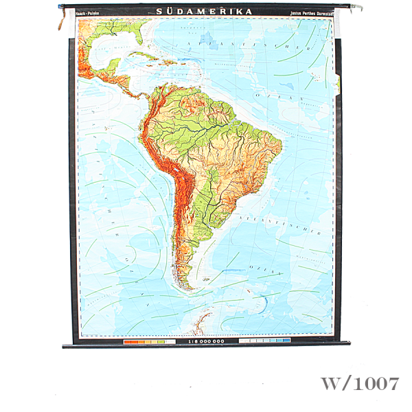 vintage_wall_map_of_south_america_geographical_