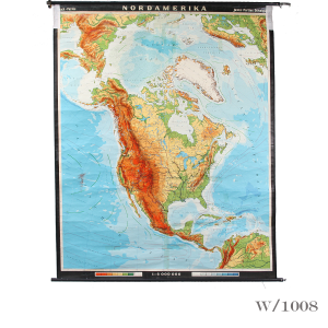 vintage_wall_map_of_north_america_giant_geographical_