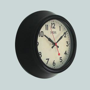 office_clock_Smiths_wall_clocks_retro_