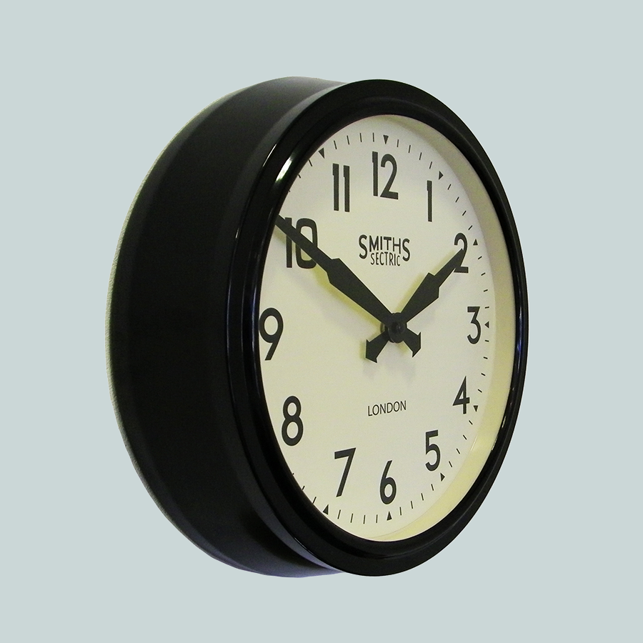 Smiths Retro Wall Clock – Vintage Matters
