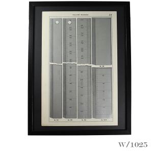 framed_vintage_print_of_steel_rules