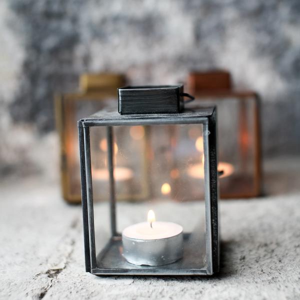 aged_zinc_tealight_candle_lantern