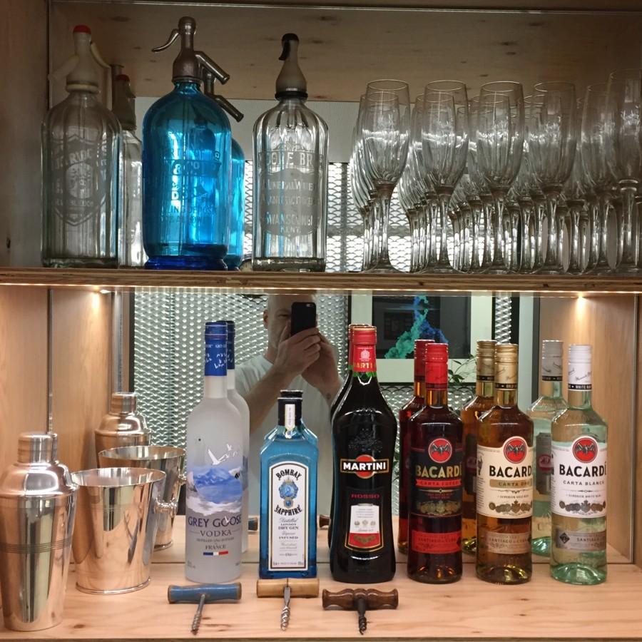 Vintage Matters, Bar, Barware, Soda, Syphon, Cocktail, Shaker,