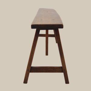 vintage cherry wood bench, vintage, cherry, wood, bench,