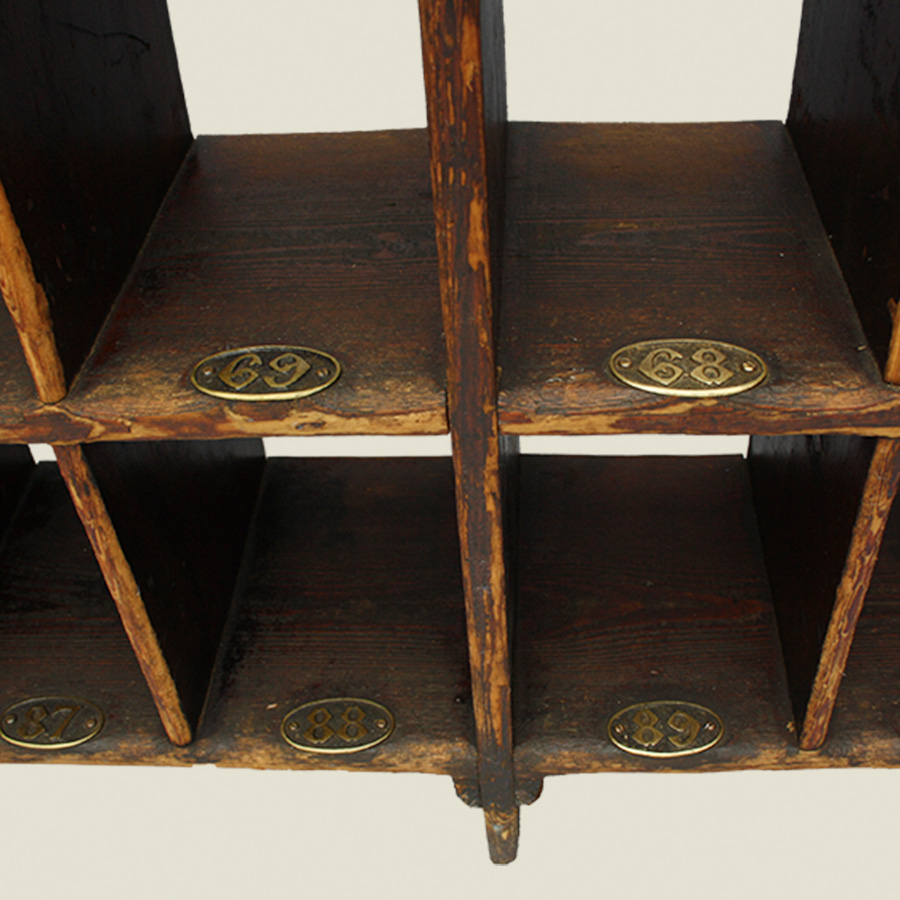 Antique Wooden Racks ~ Vintage wooden shoe storage rack matters