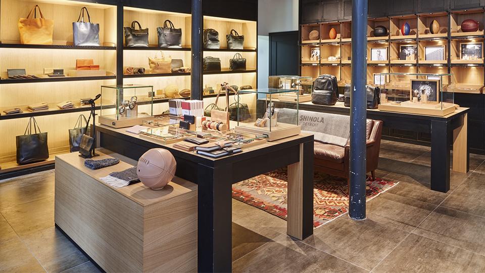 shinola, london, store, vintage, matters, leather, sofa,
