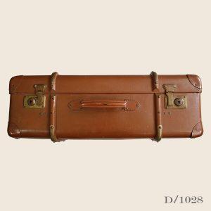 classic vintage suitcase storage luggage