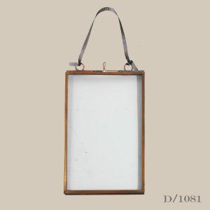 "medium portrait copper frame glass 8"" x 10"""