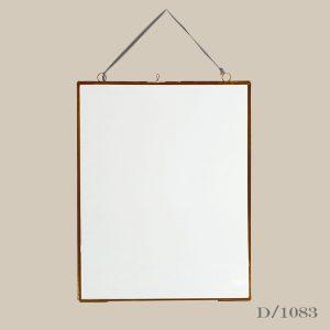XL Portrait Copper Frame Photograph
