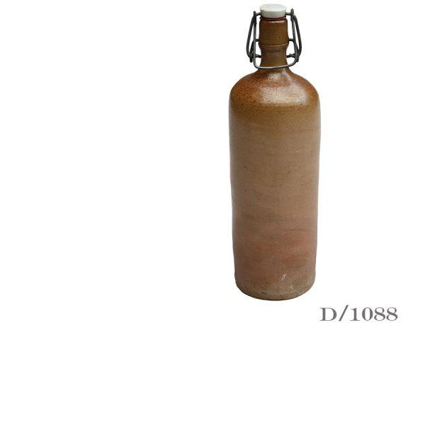 Vintage stoneware bottle