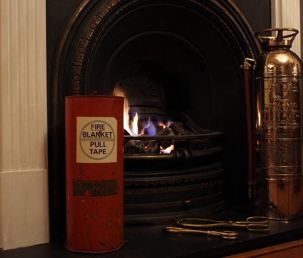 Vintage American Fire Extinguisher