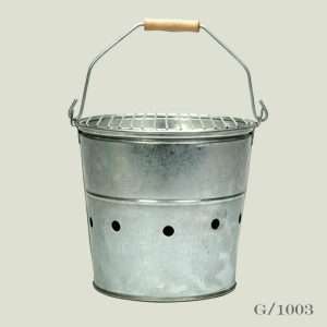 Portable Bucket Barbeque