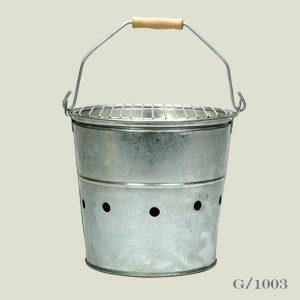 Portable Bucket Barbeque