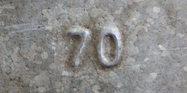 oval vintage zinc planter storage galvanised