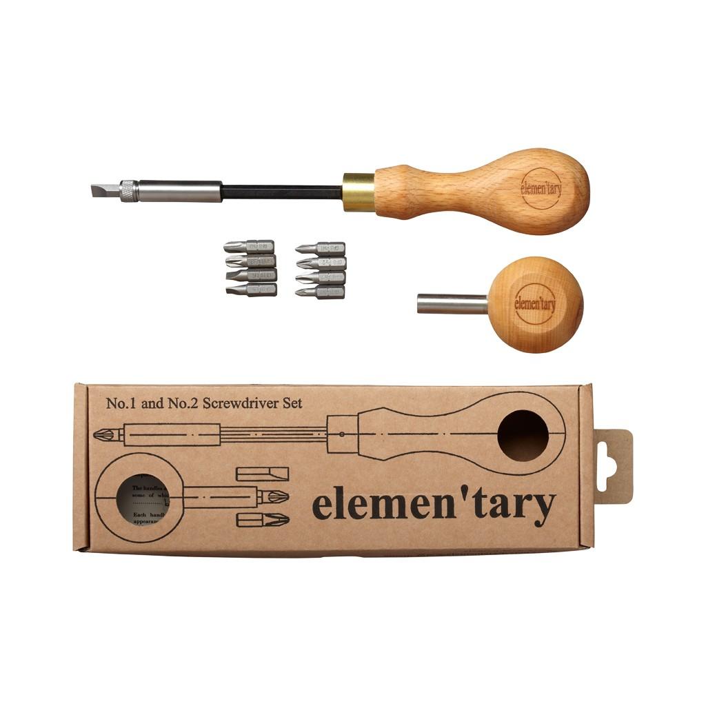 Elementary Screwdriver Gift Set