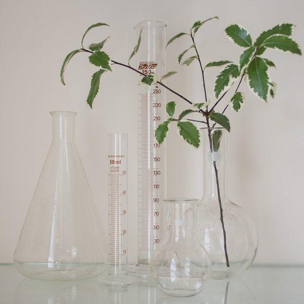 Vintage Glass Laboratory Ware