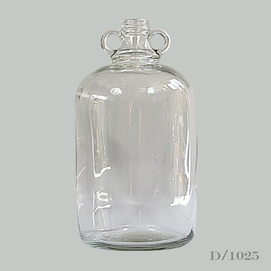 Vintage Glass Demijohn