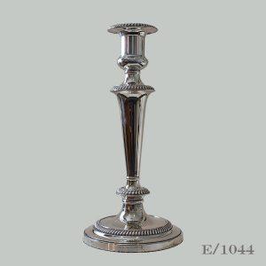 Vintage Silverplate Candlestick