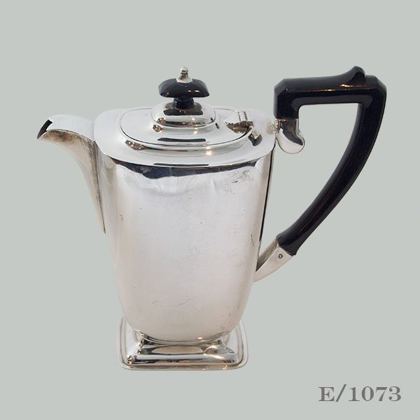 Vintage Silverplate Coffee Pot