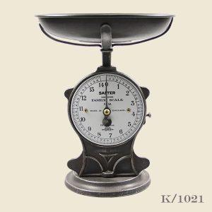 vintage spring balance scale