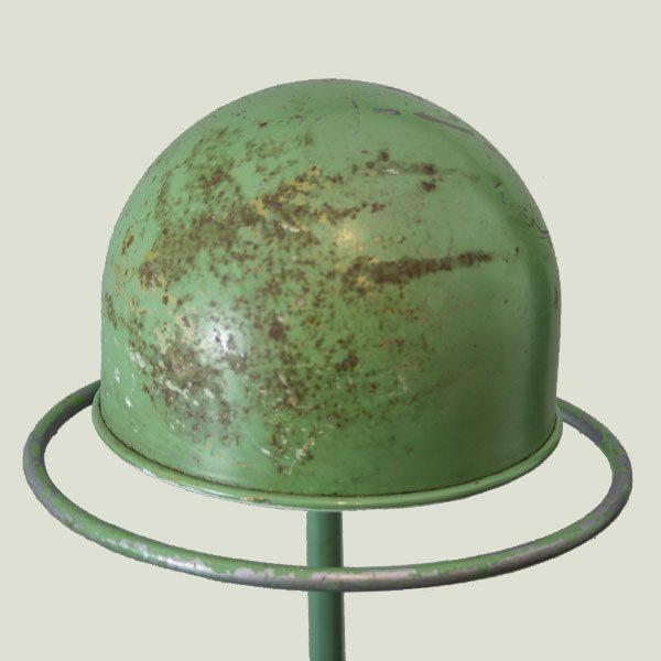 Vintage Green Jielde Desk Lamp