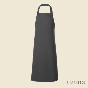 grey classic utility bib apron