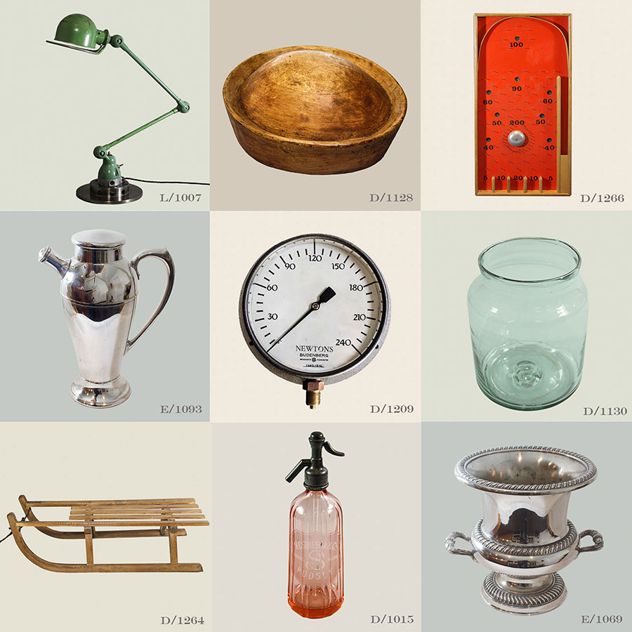 Vintage Matters New Home Page Gifts