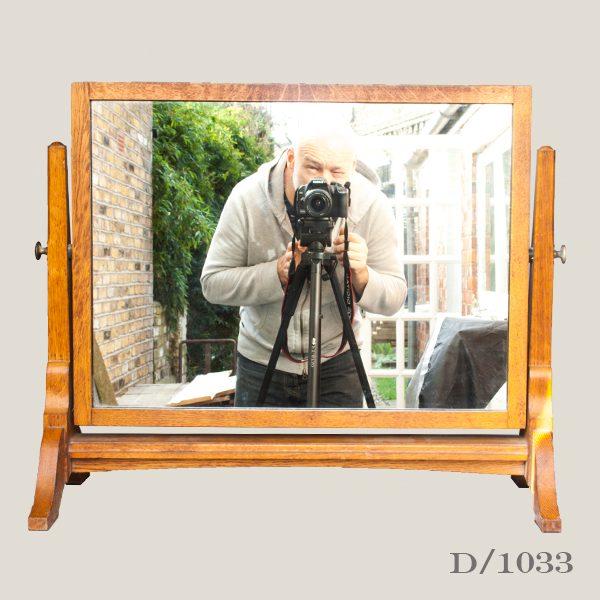 Vintage Dressing Table Swivel Mirror