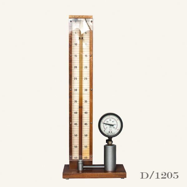 Vintage Griffin & George Lab Instrument