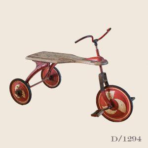 Vintage Kids Tricycle