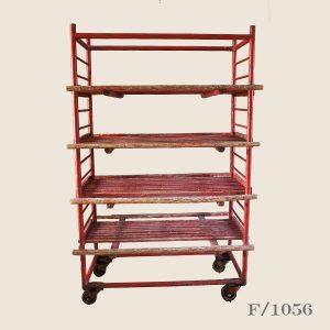 Vintage Fruit Drying Rack