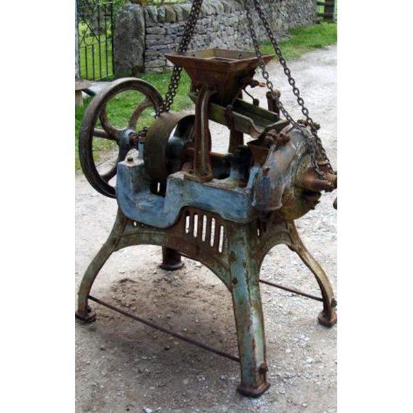 Vintage Industrial Table Bamford
