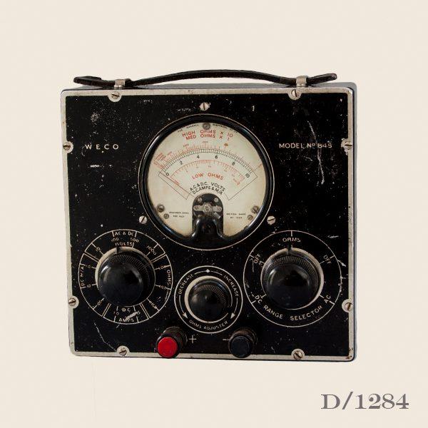 Vintage Ohmmeter