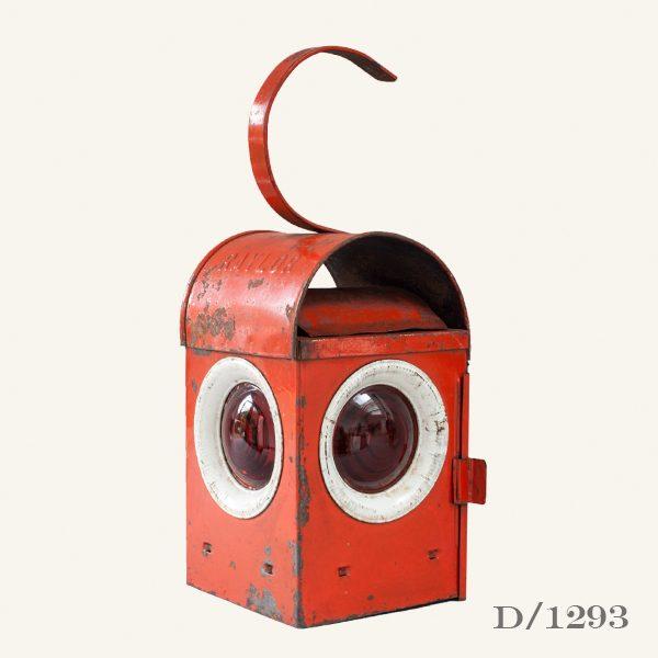 Vintage Industrial Lantern