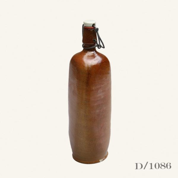 Vintage French Stoneware Bottle