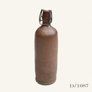 Vintage French Stoneware Bottle