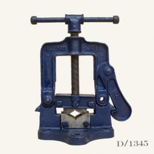 Vintage Industrial Pipe Clamp