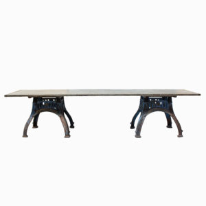 3.4 Metre Vintage Industrial Table